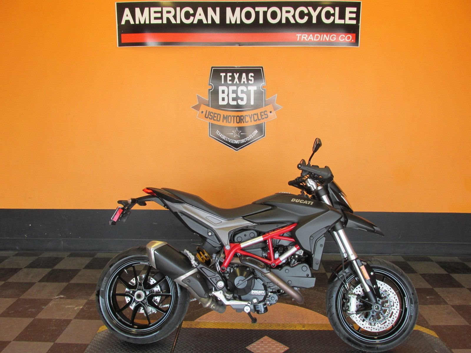 For Sale 2013 Ducati Hypermotard