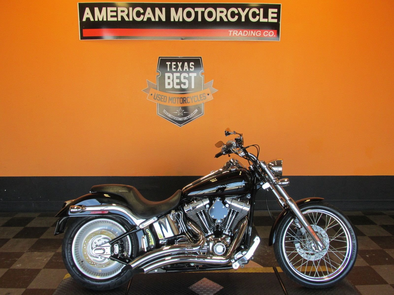 For Sale 2001 Harley-Davidson Softail Deuce