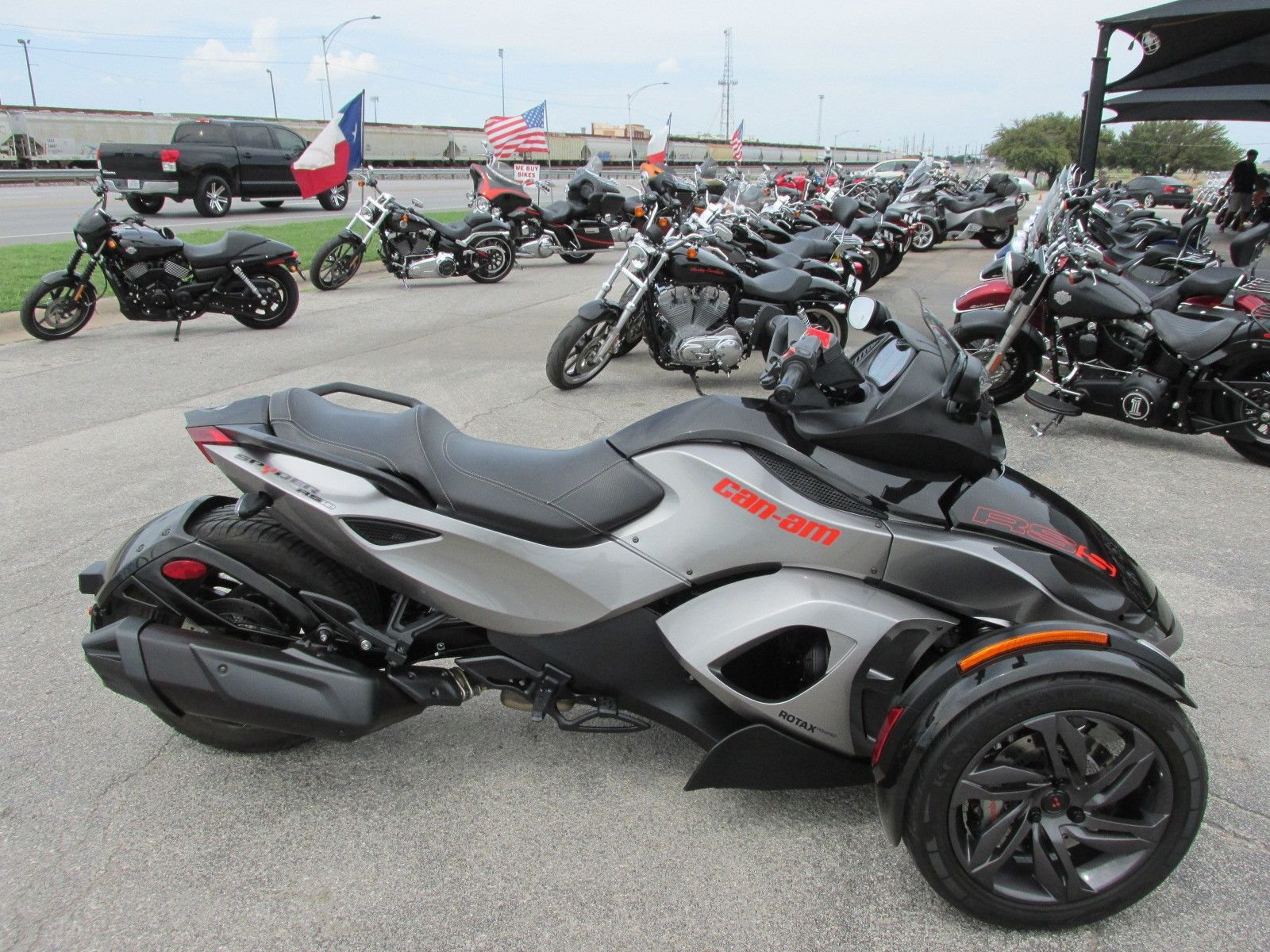 For Sale 2013 Can-Am Spyder