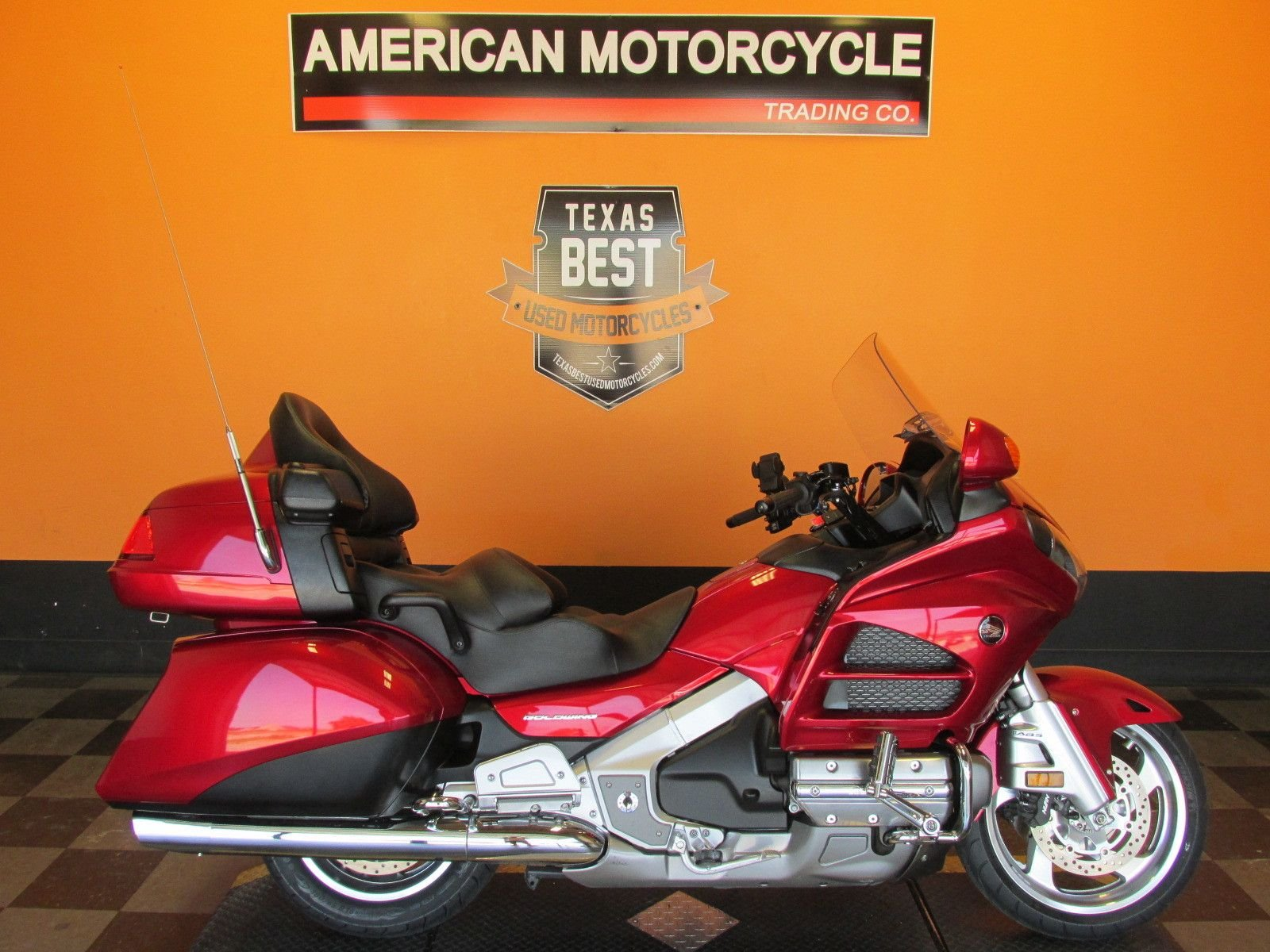 For Sale 2014 Honda Gold Wing