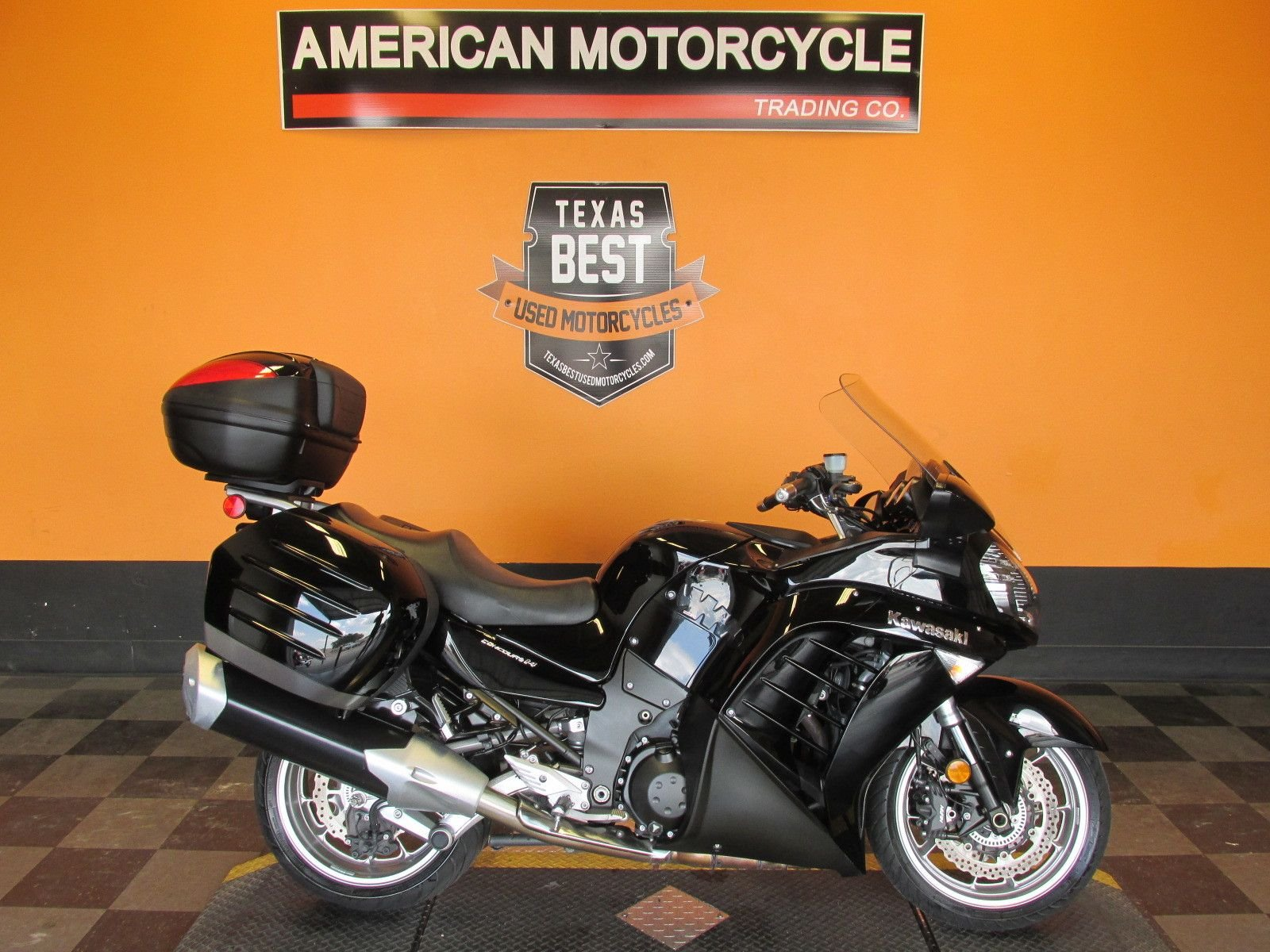 For Sale 2011 Kawasaki Concours