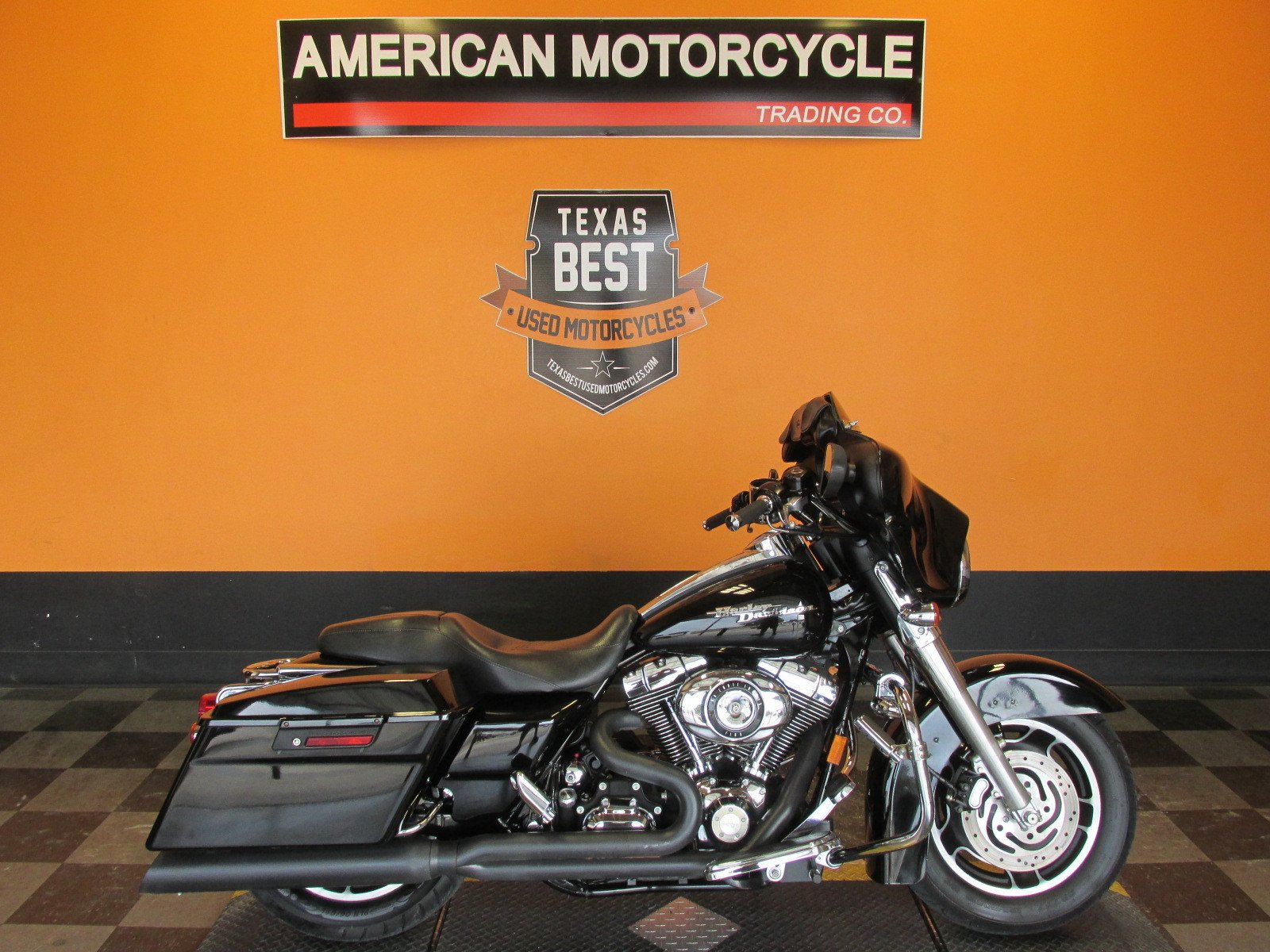 For Sale 2007 Harley-Davidson Street Glide