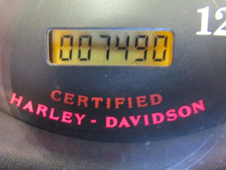 2000 Harley-Davidson Softail Heritage Springer