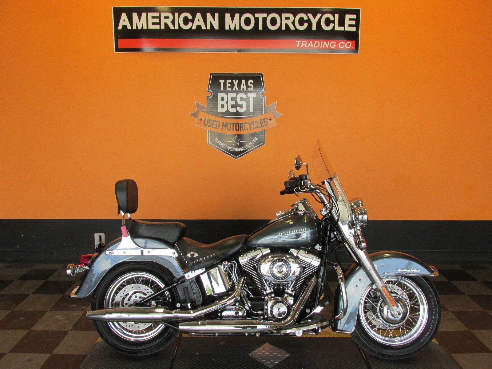 For Sale 2015 Harley-Davidson Softail Heritage Classic