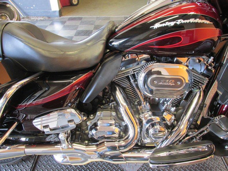 2013 Harley-Davidson CVO Ultra Classic