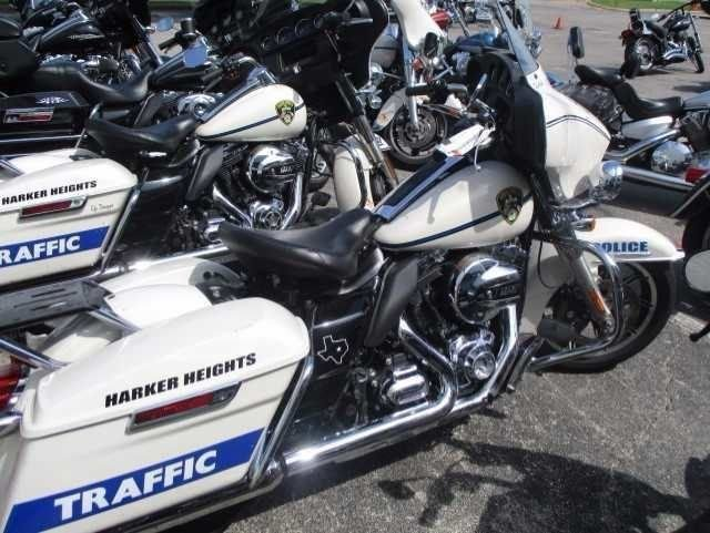 2014 harley davidson electra glide police flhtp