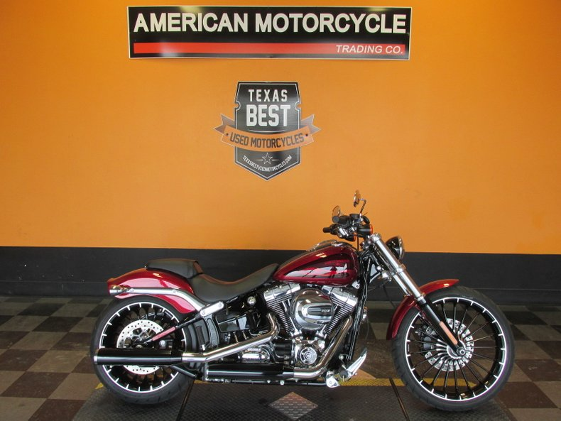2017 harley davidson softail breakoutamerican motorcycle. Black Bedroom Furniture Sets. Home Design Ideas