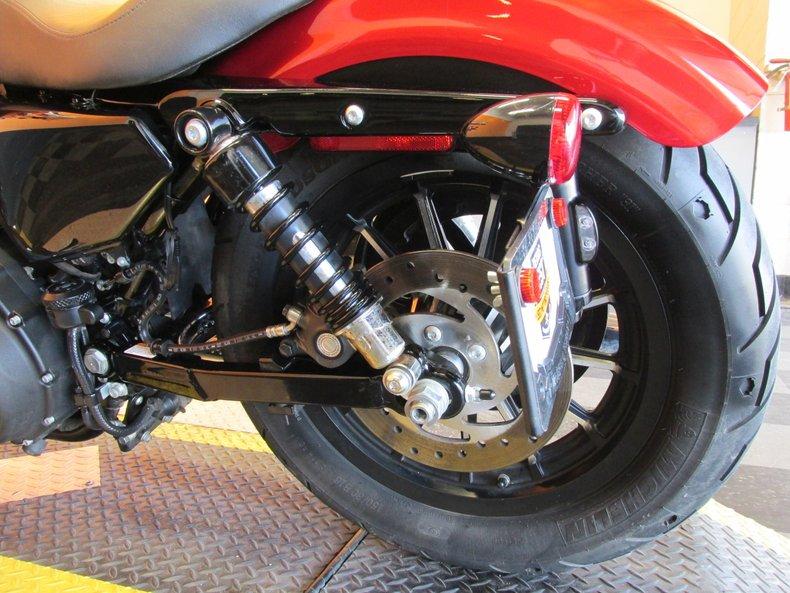 2012 Harley-Davidson Sportster 883