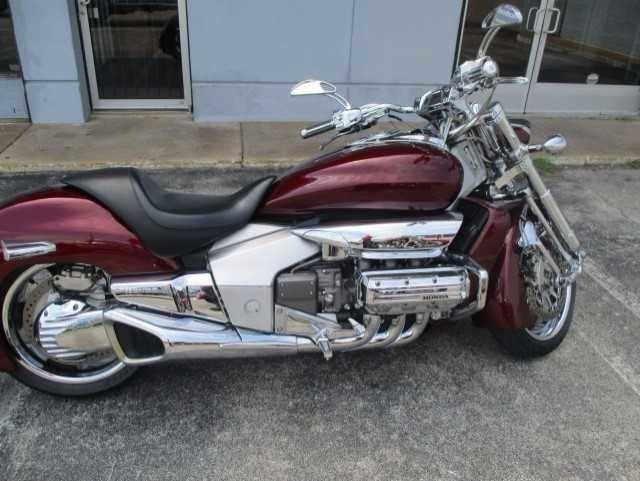 2004 Honda Rune - Chrome