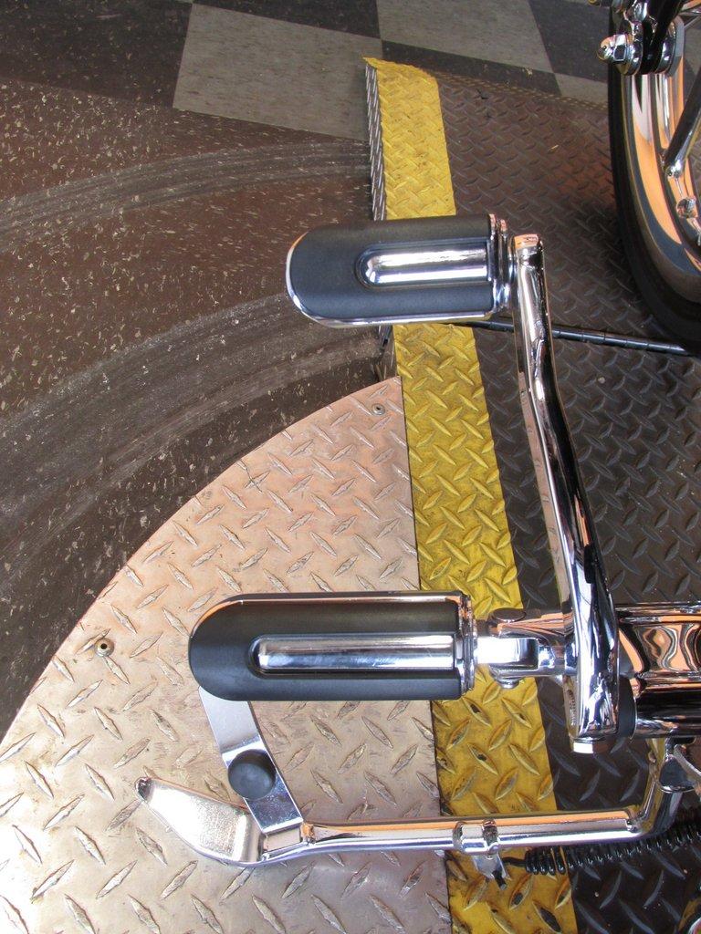 2007 Harley-Davidson CVO Softail Springer