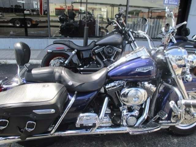 2000 harley davidson road king classic flhrci