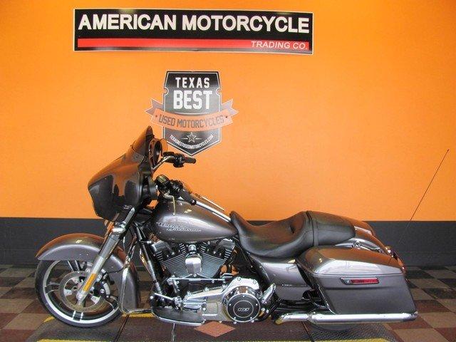 2014 Harley-Davidson Street Glide