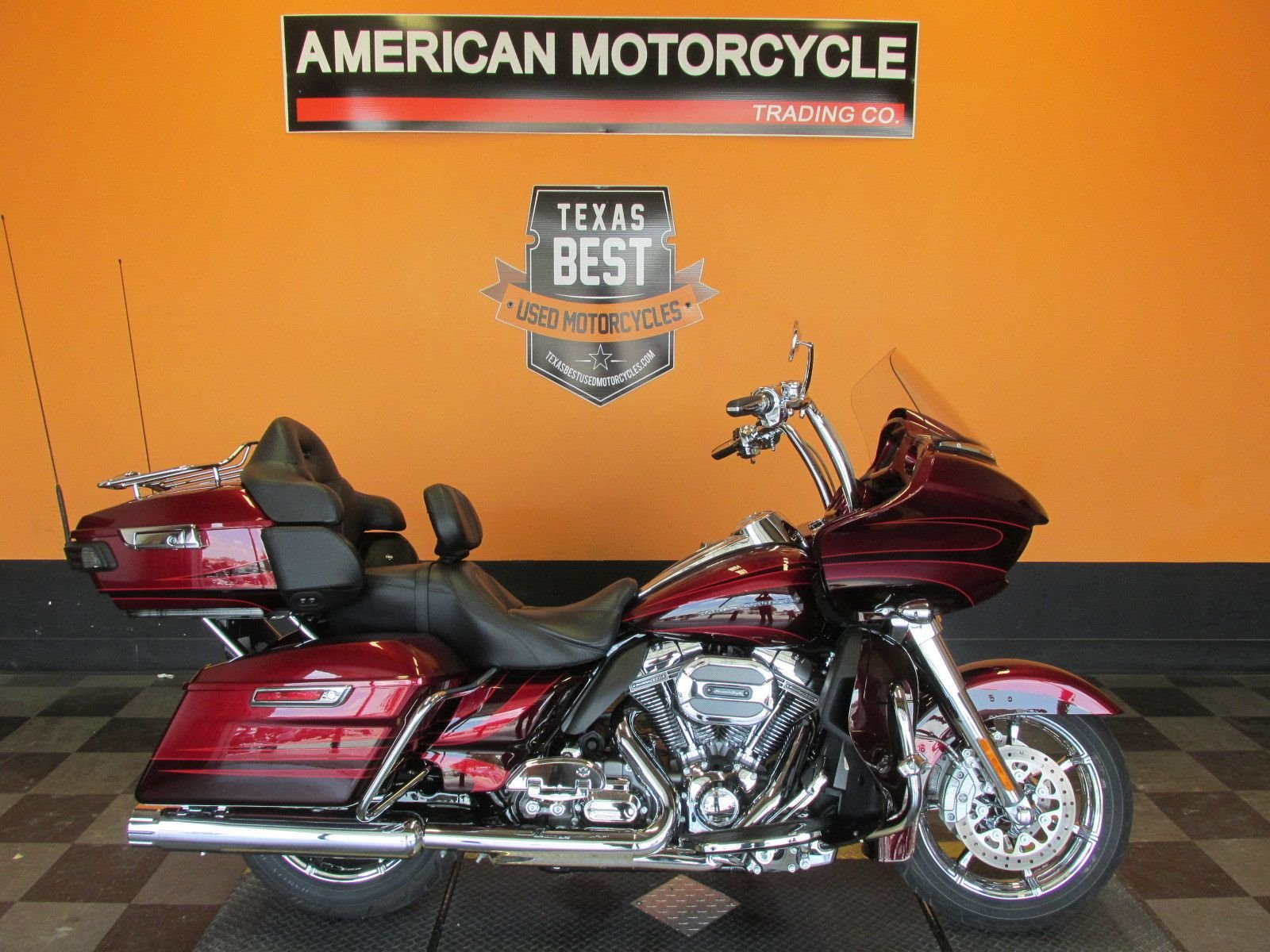 For Sale 2015 Harley-Davidson CVO Road Glide Ultra