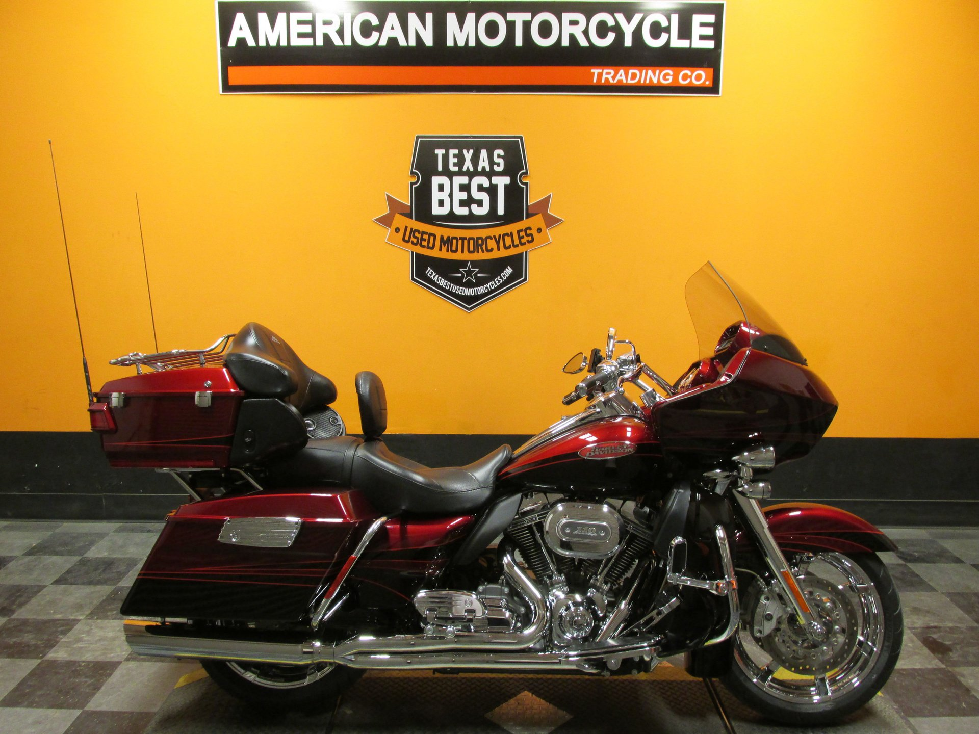 For Sale 2011 Harley-Davidson CVO Road Glide Ultra