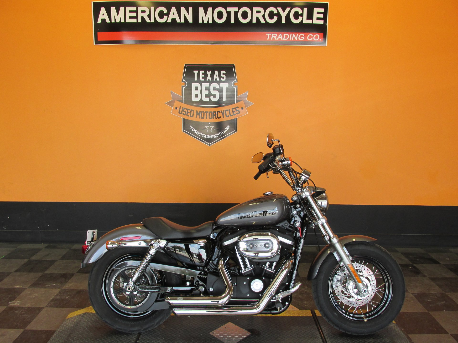 2014 harley davidson sportster 1200 custom program xl1200cp