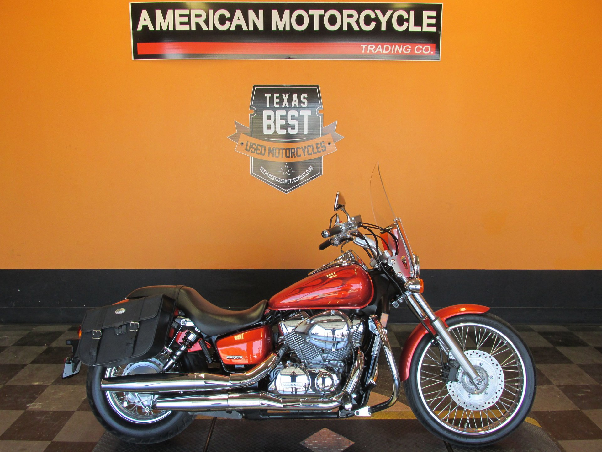 2012 honda shadow spirit vt750c2f