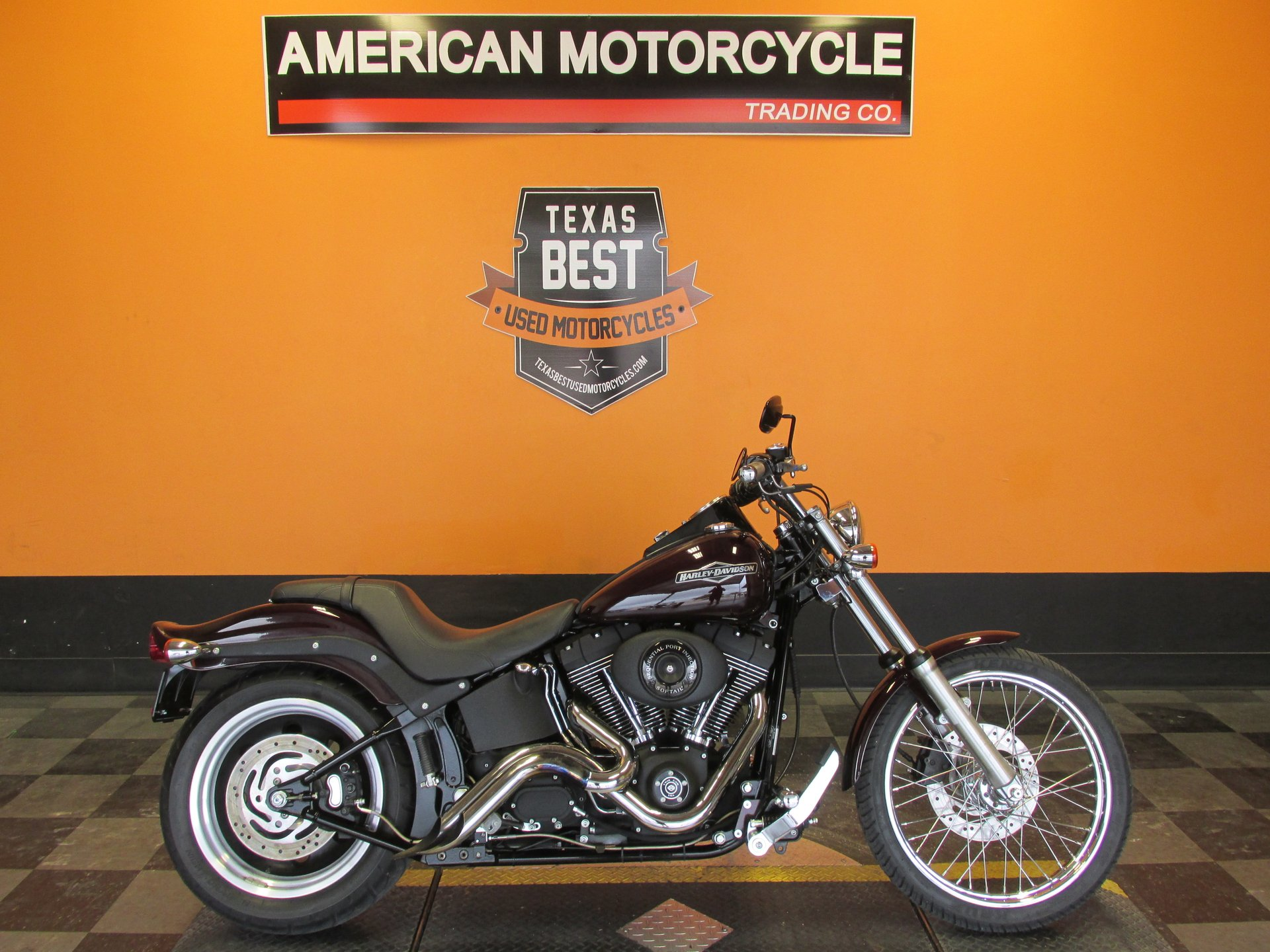 2006 harley davidson softail night train fxstbi