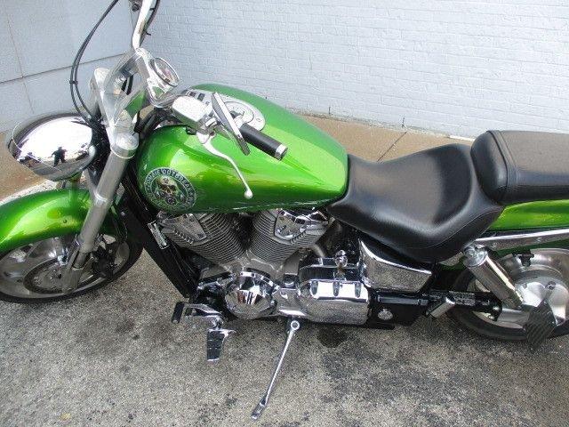 2003 honda vtx1800 c custom
