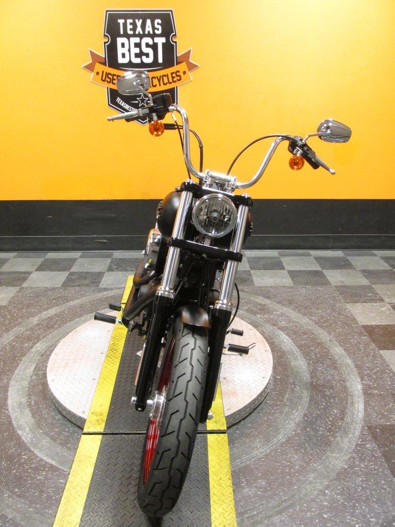 2015 Harley-Davidson Dyna Street Bob