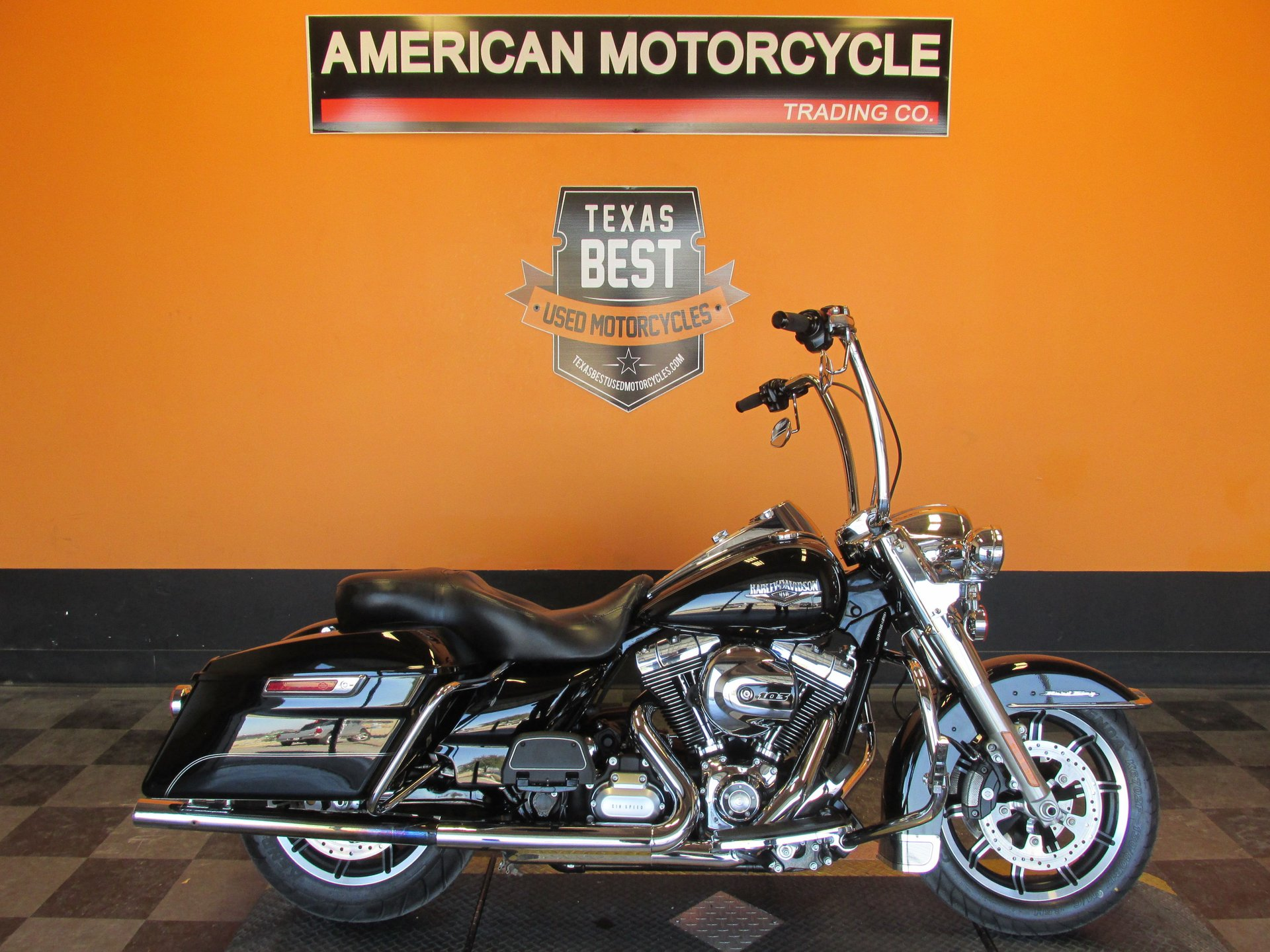 For Sale 2014 Harley-Davidson Road King