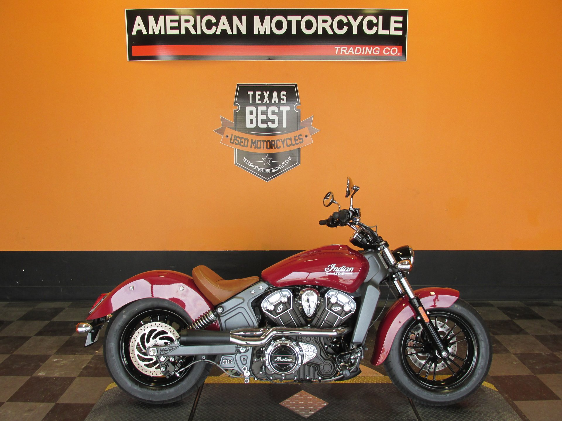 For Sale 2015 Indian Scout