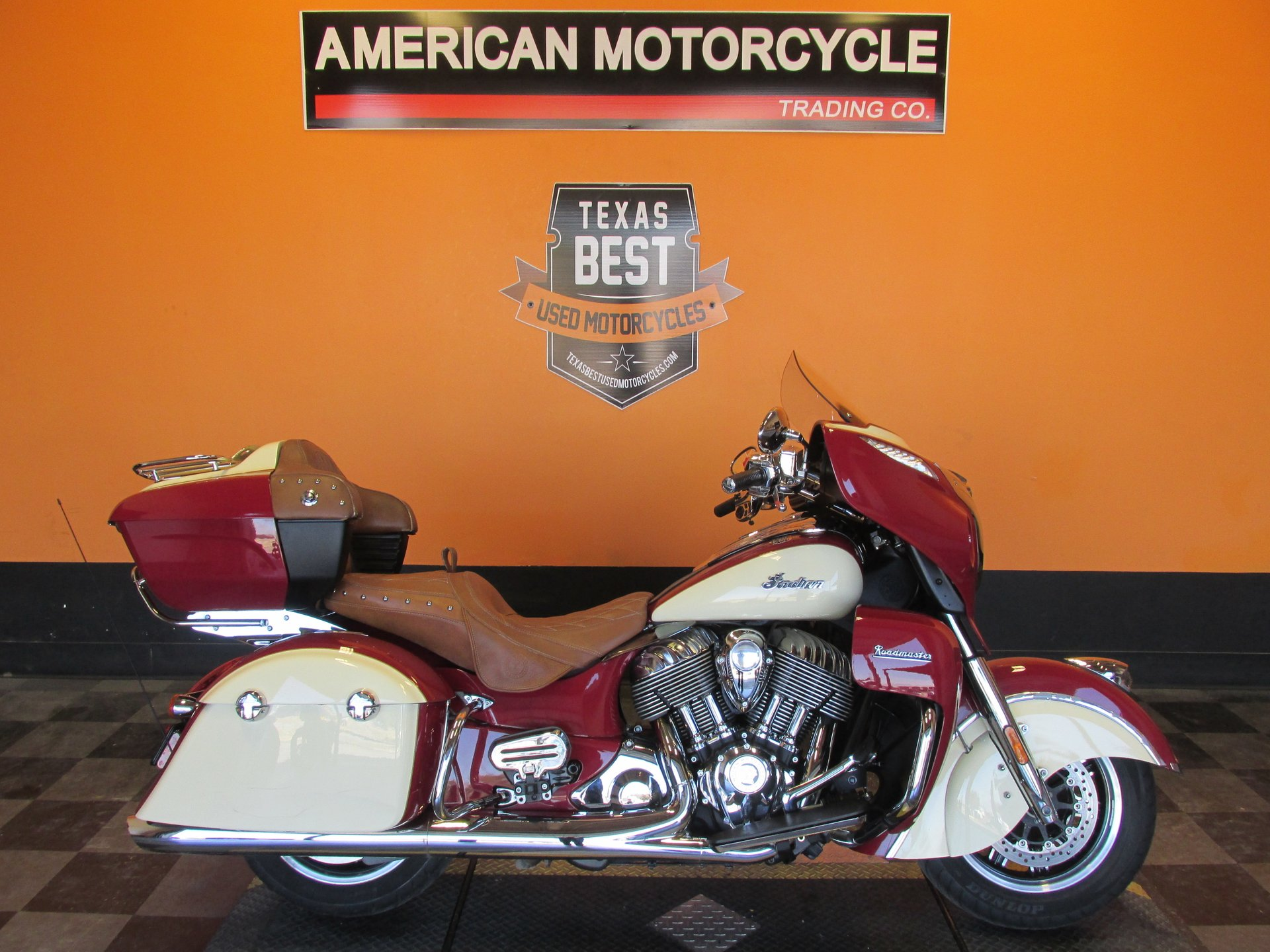 For Sale 2015 Indian Roadmaster