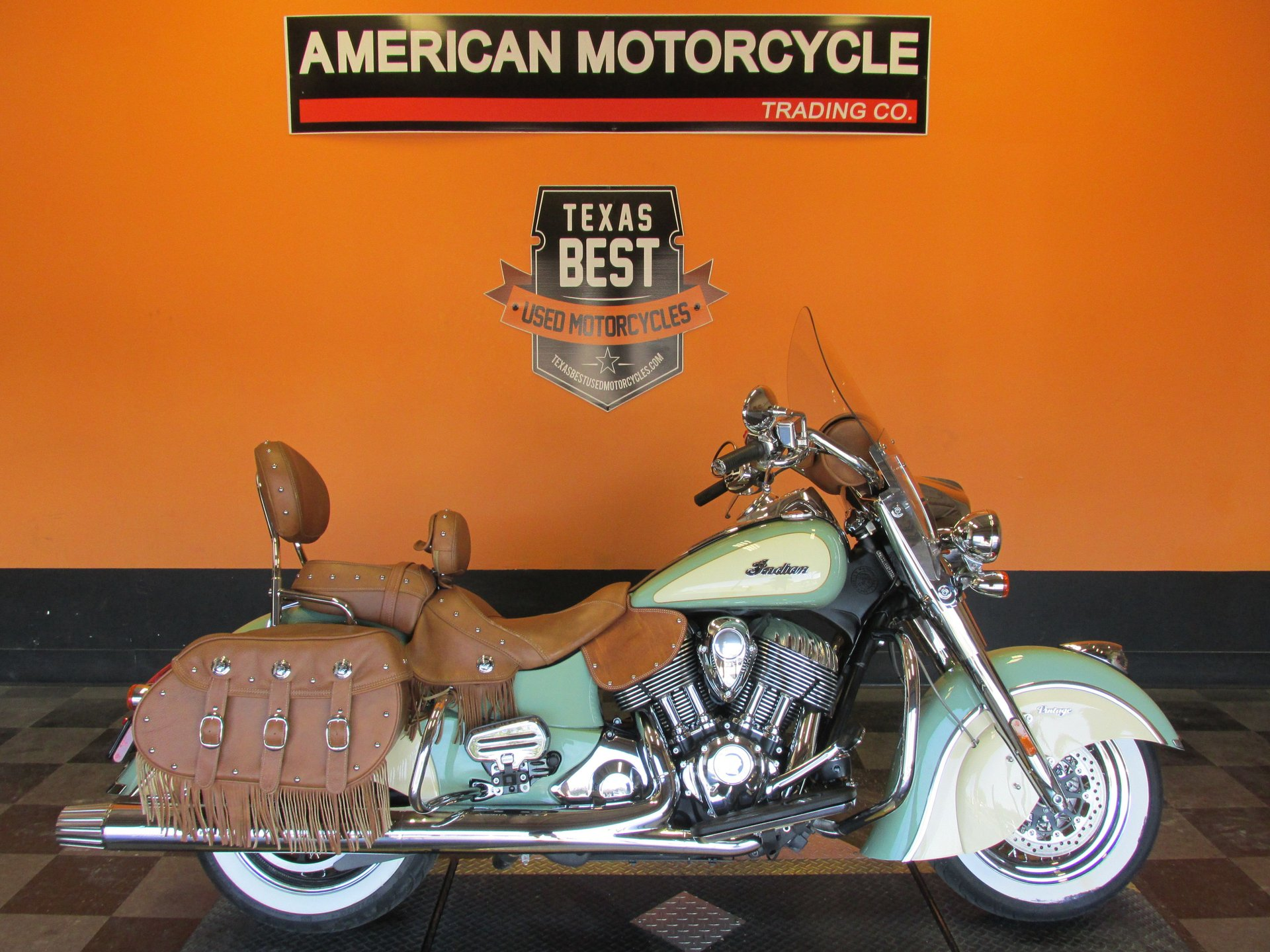 For Sale 2015 Indian Chief Vintage