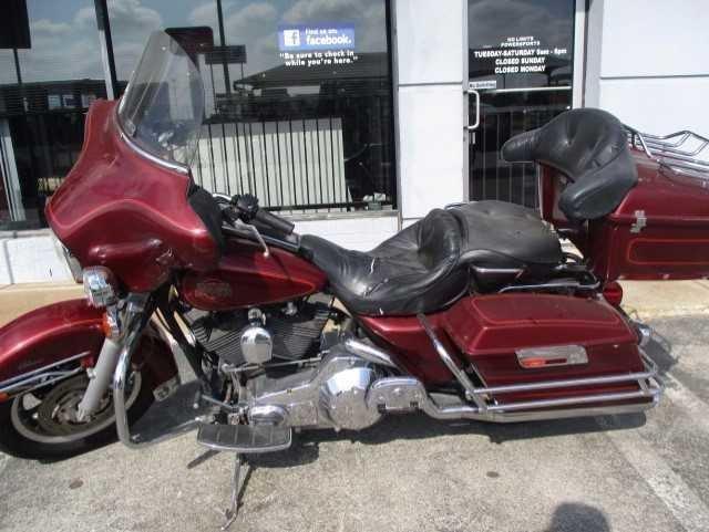 2002 Harley-Davidson Electra GlideAmerican Motorcycle