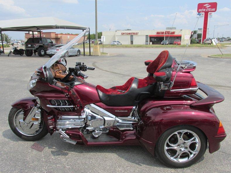 2005 Honda Gold Wing Trike