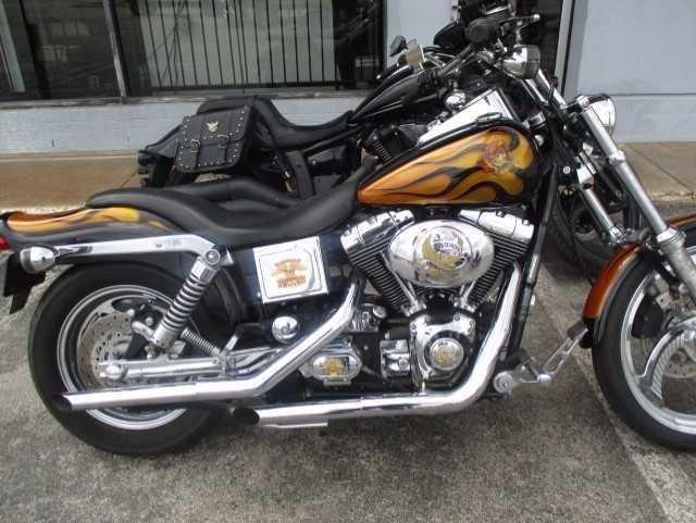 2001 Harley-Davidson Dyna Wide Glide