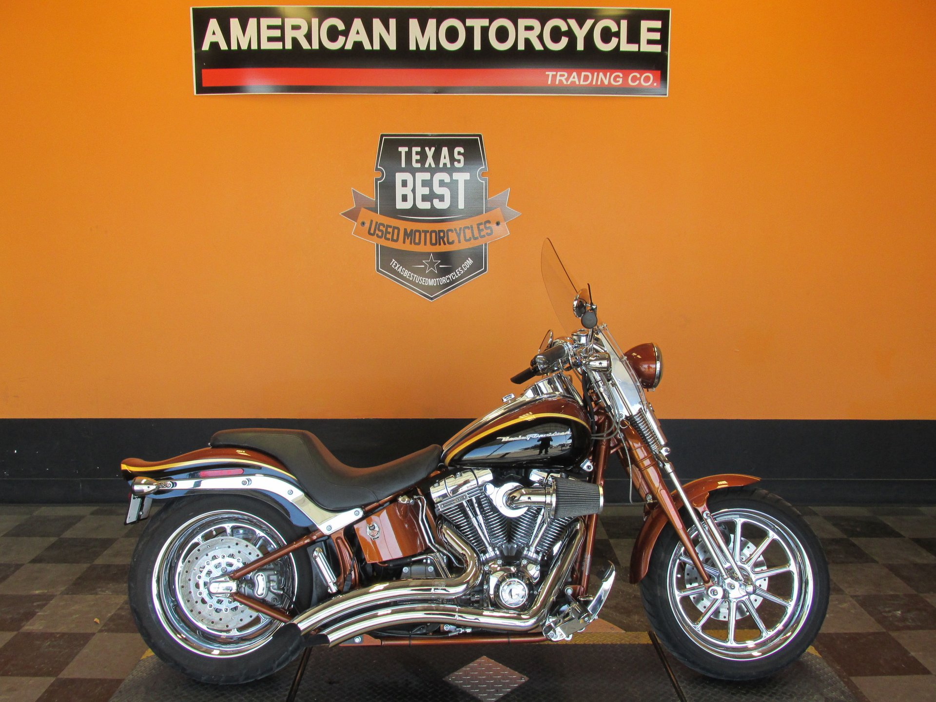 For Sale 2008 Harley-Davidson CVO Softail Springer