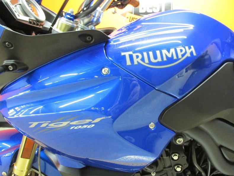 2007 Triumph Tiger