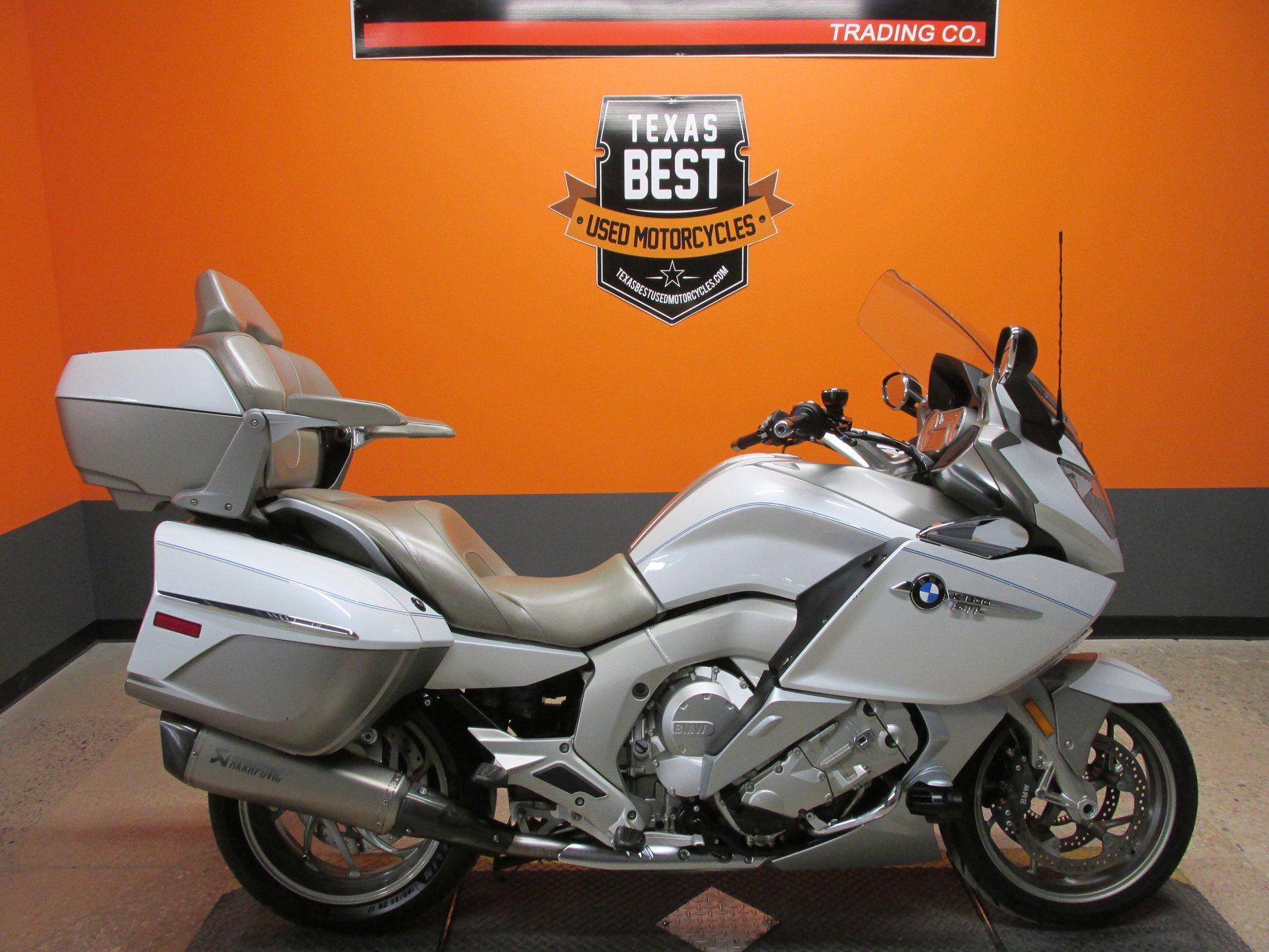 For Sale 2014 BMW K1600GTL