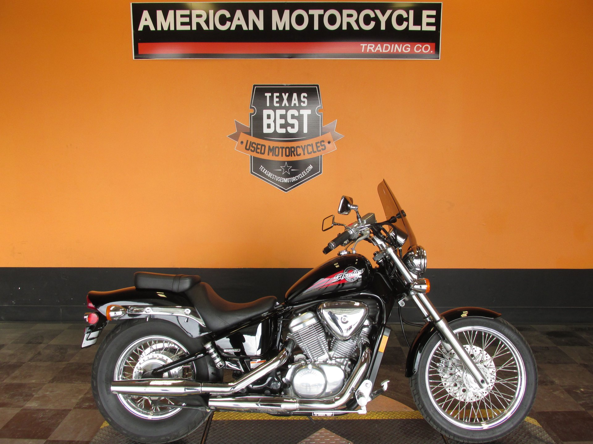 2007 honda shadow vlx vt600c