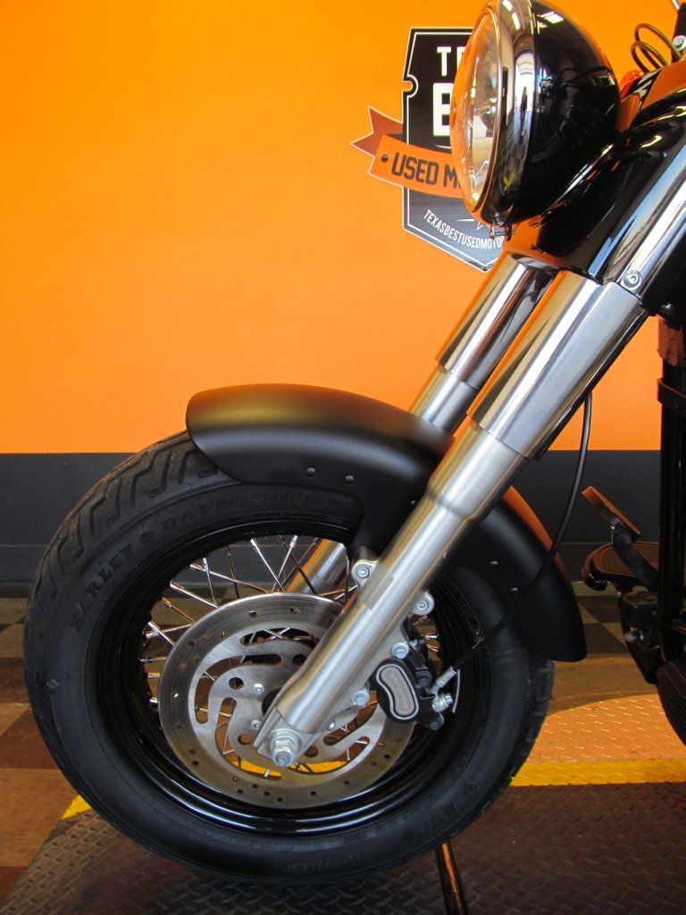 2012 Harley-Davidson Softail Slim