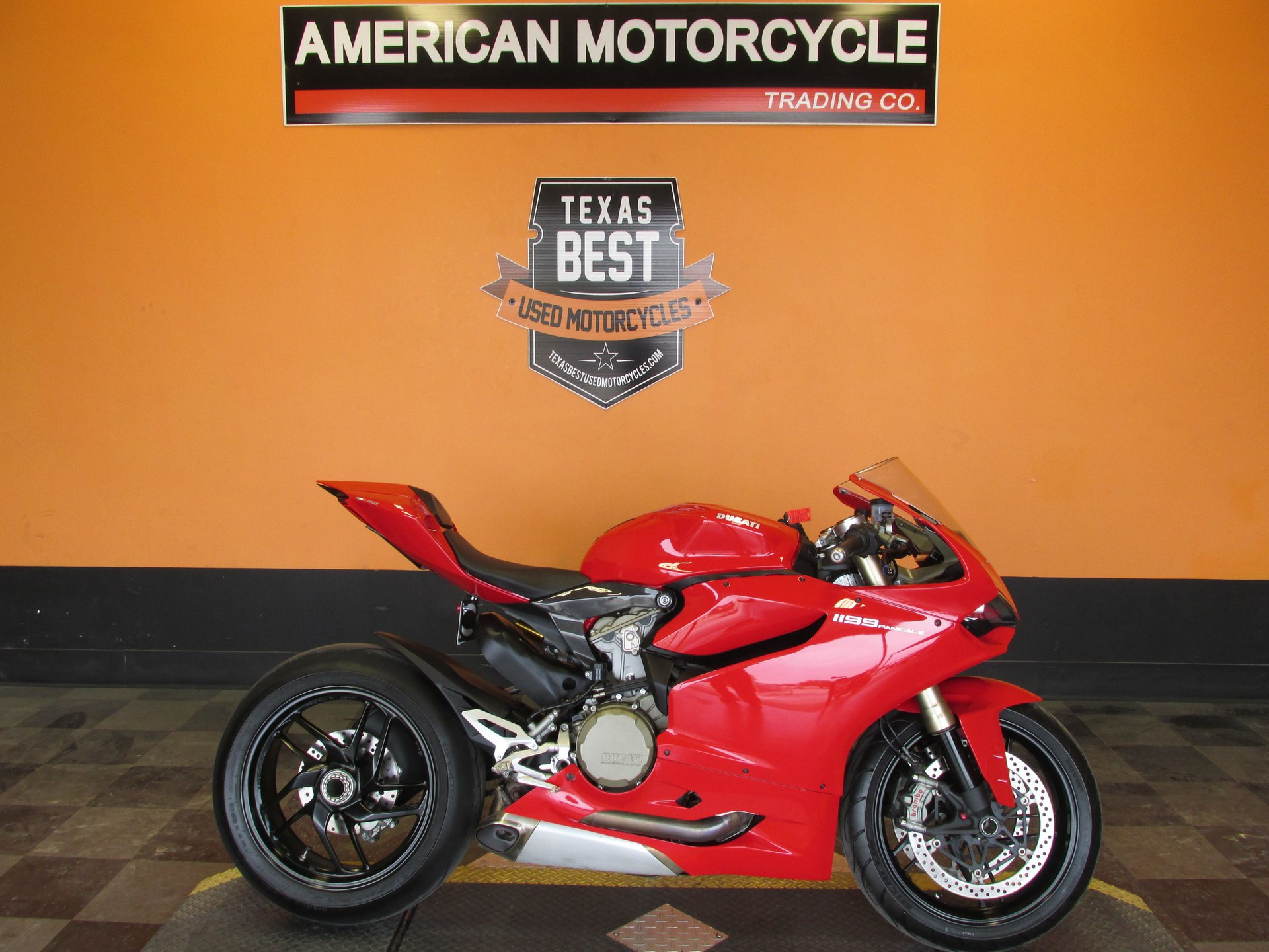 For Sale 2012 Ducati Panigale