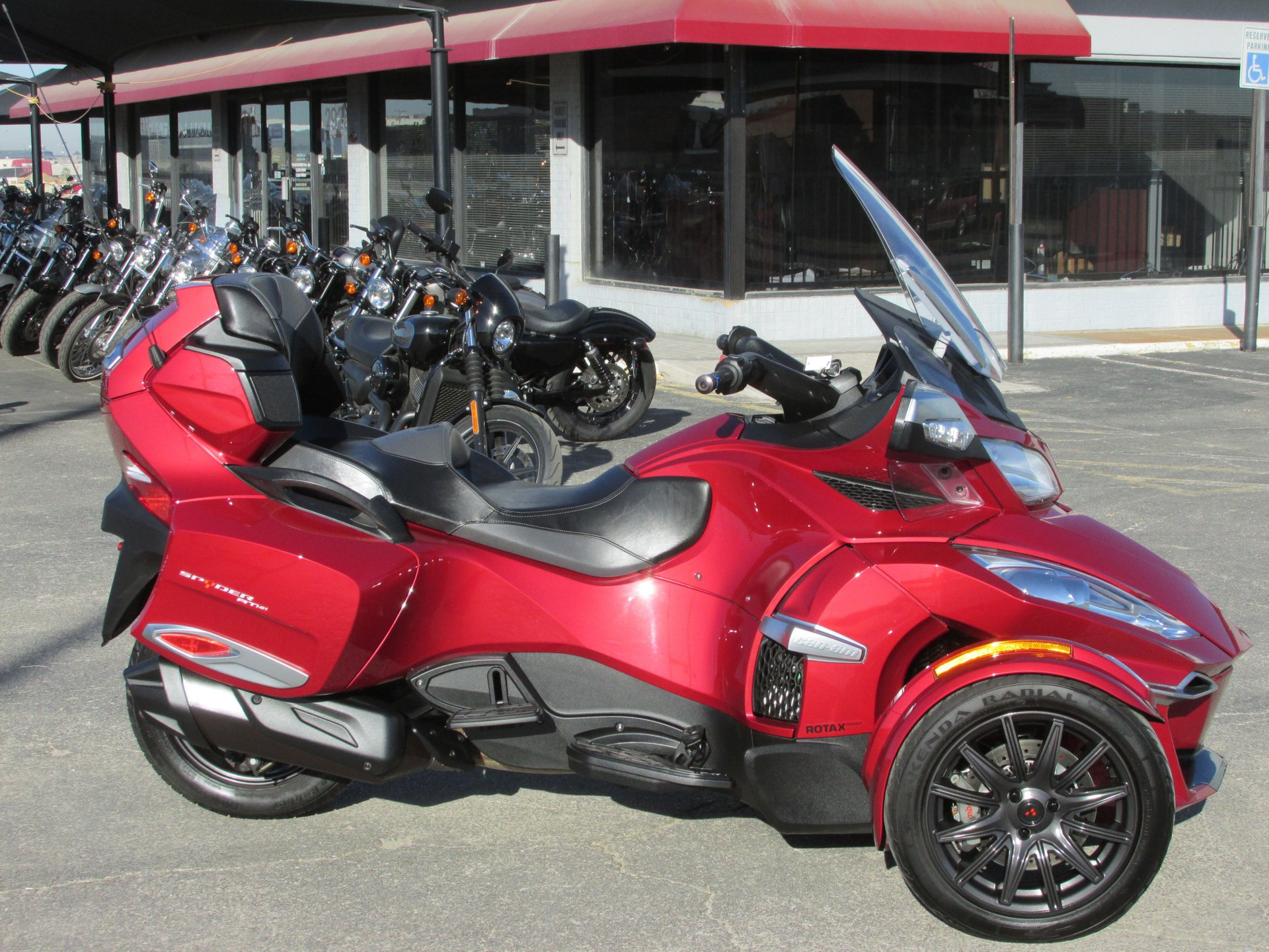 For Sale 2015 Can Am Spyder