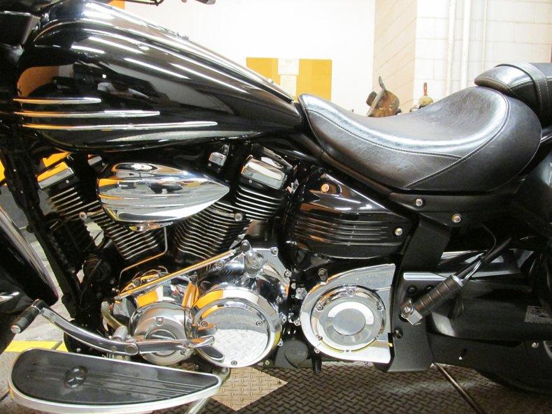 2010 Yamaha Stratoliner Deluxe