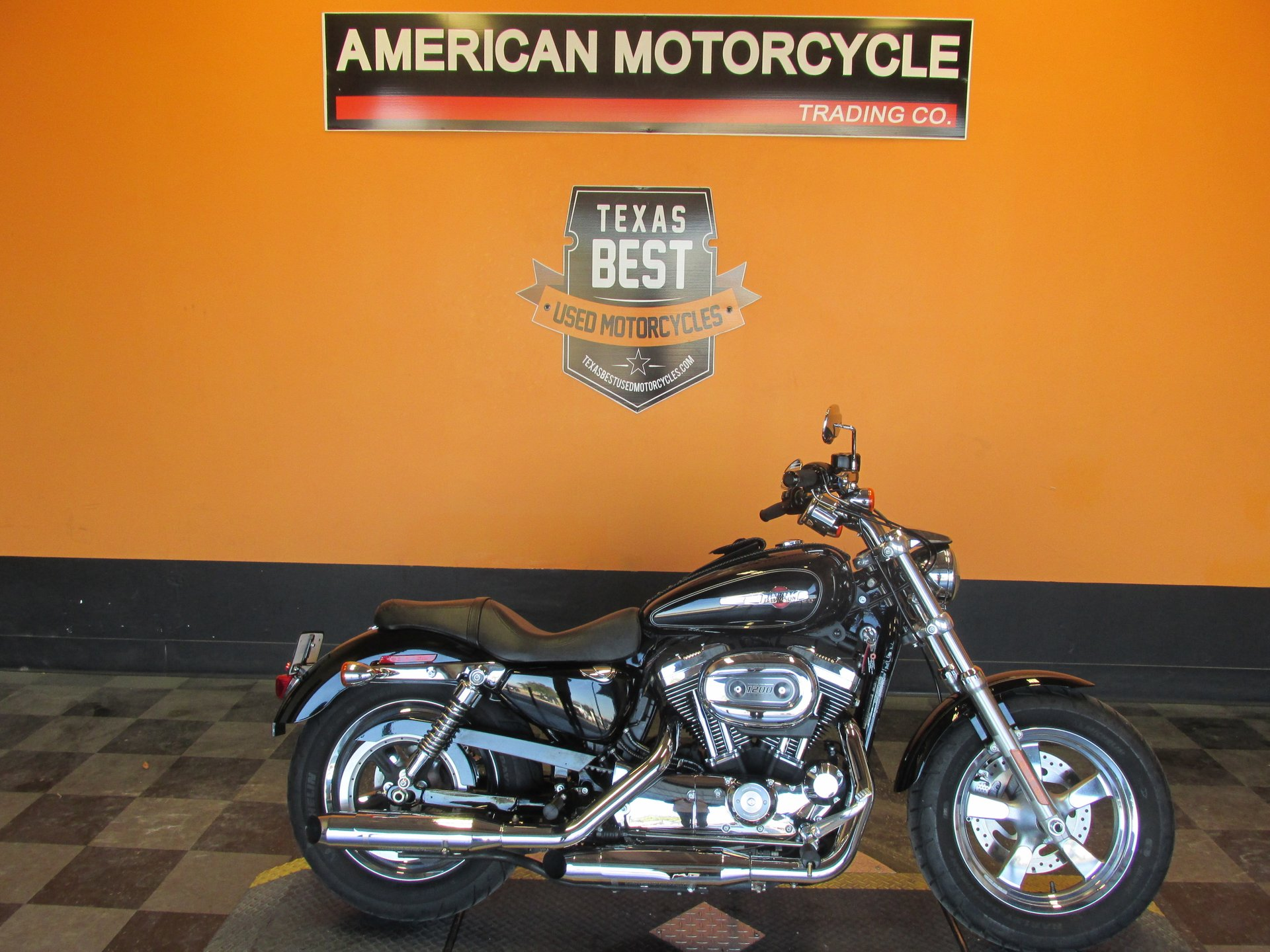 For Sale 2015 Harley-Davidson Sportster 1200