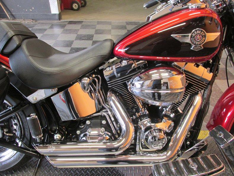 2013 Harley-Davidson Softail Fat Boy
