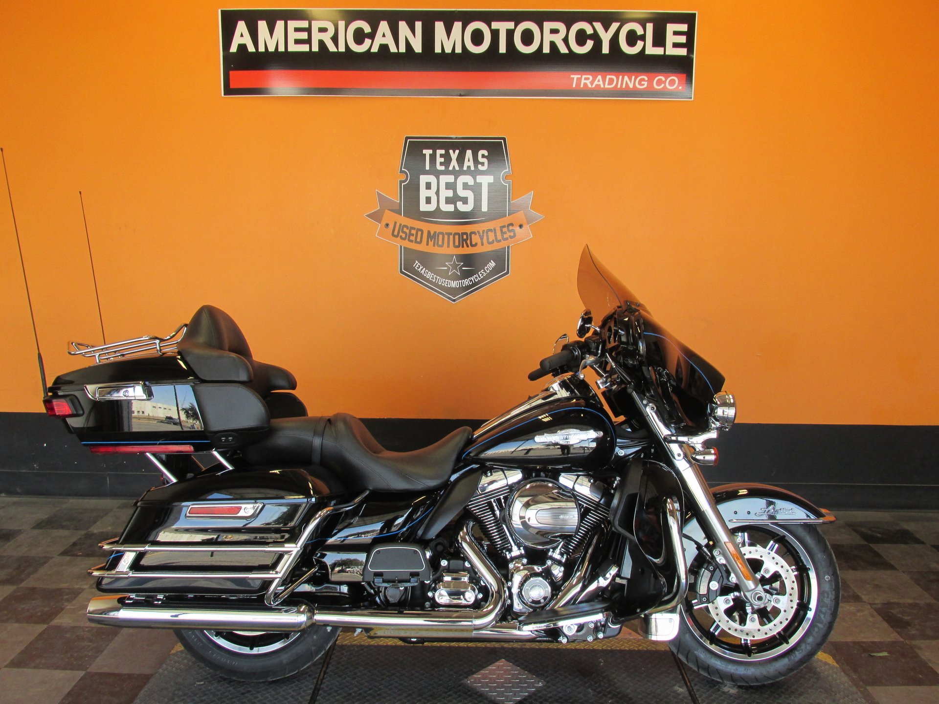 2015 harley davidson ultra limited flhtk peace officer ed