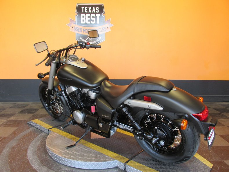 2012 Honda Shadow