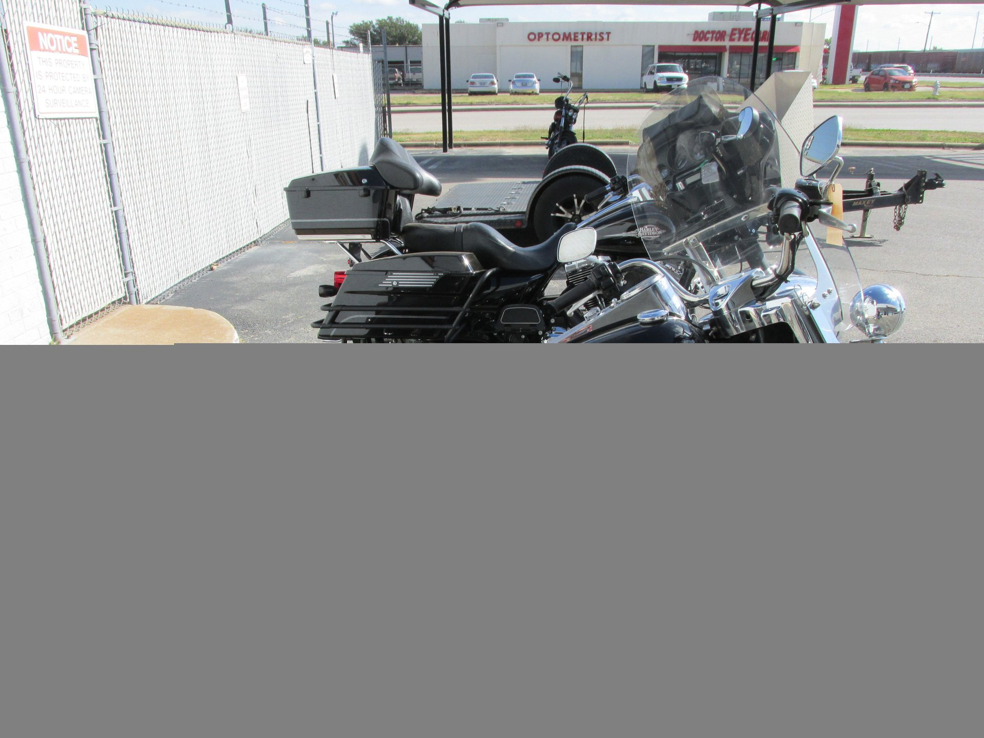 2003 harley davidson road king classic flhrci