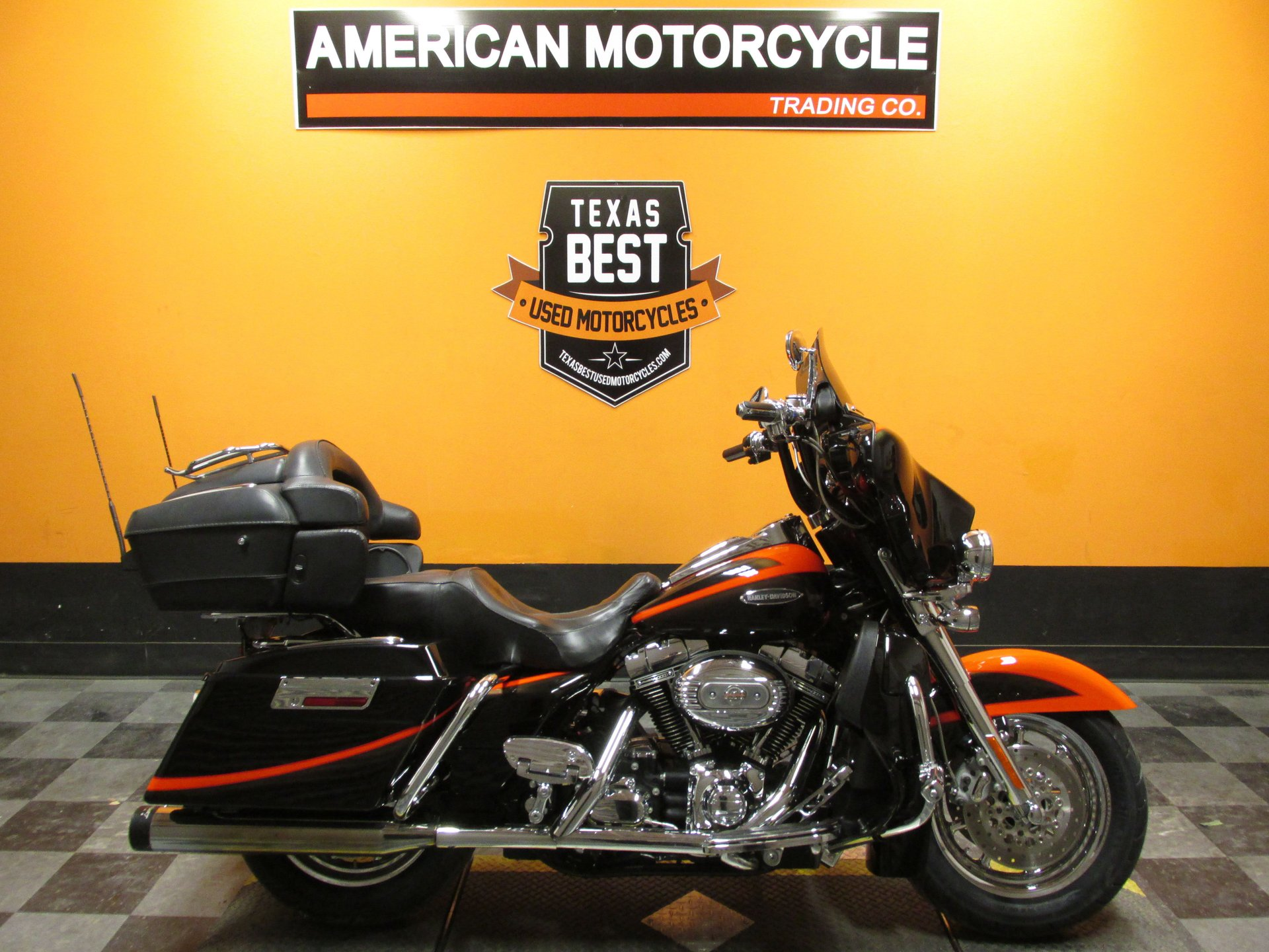 For Sale 2007 Harley-Davidson CVO Ultra Classic