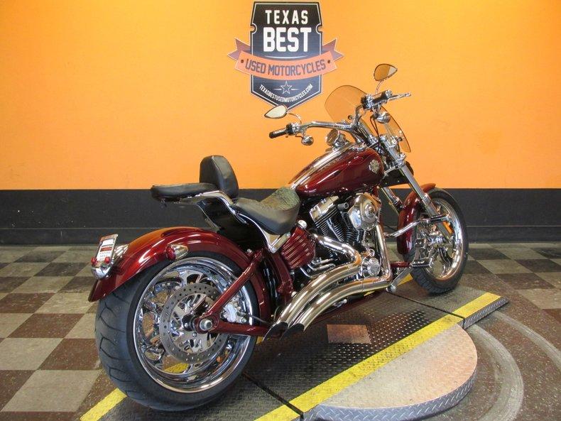 2008 Harley-Davidson Softail Rocker