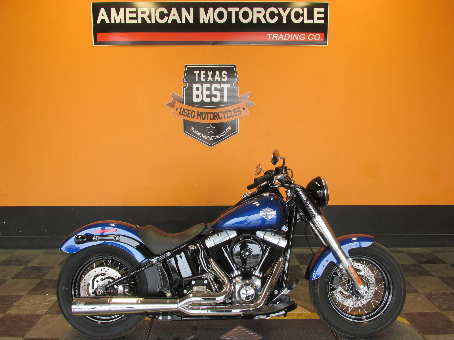 For Sale 2015 Harley-Davidson Softail Slim