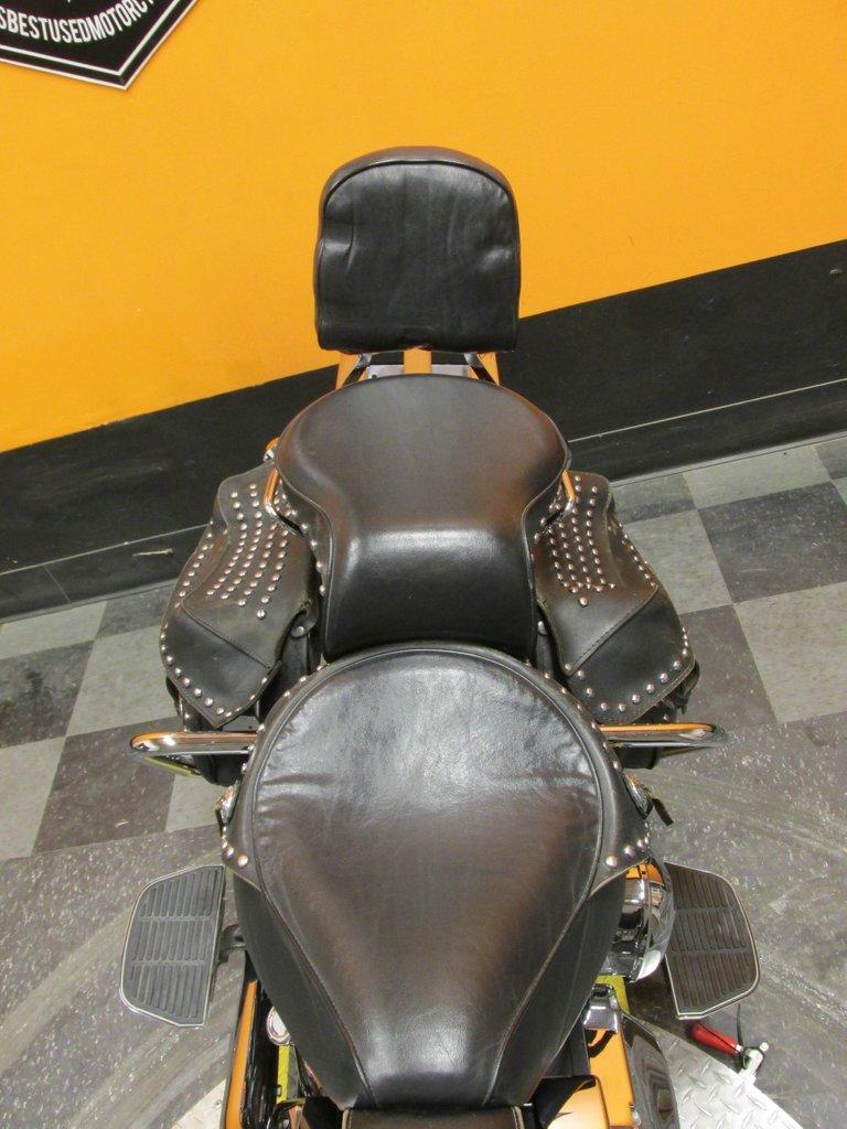 1997 Harley-Davidson Softail Heritage ClassicAmerican