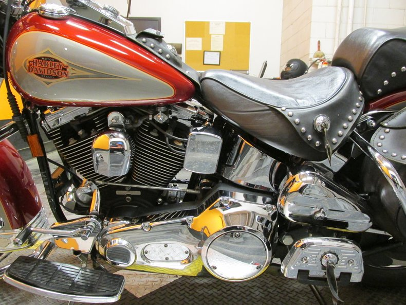 1997 Harley-Davidson Softail Heritage Classic - FLSTC for