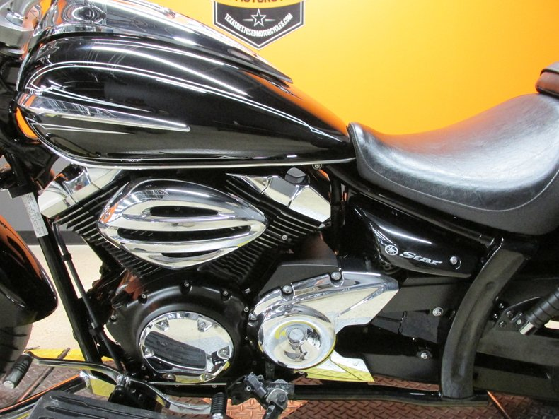 2012 Yamaha V-Star