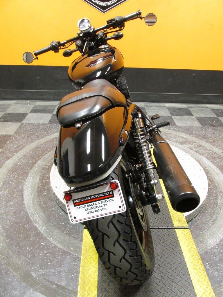 2015 Harley-Davidson Street 750